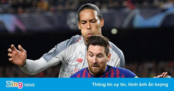 Barca vs Atletico Madrid: Messi đối mặt thử thách khó khăn