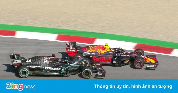 Hamilton phạm lỗi, tay đua Thái Lan mất cơ hội làm nên lịch sử