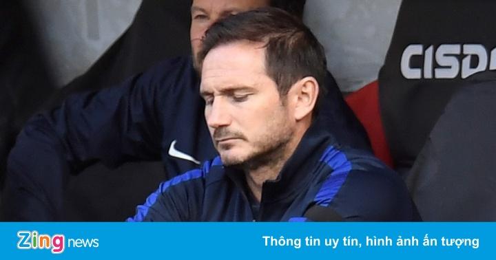HLV Lampard bất lực với hàng thủ của Chelsea - kết quả xổ số trà vinh