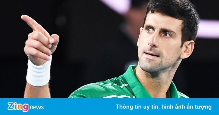 Djokovic đòi đặc quyền để dự US Open - xs chủ nhật