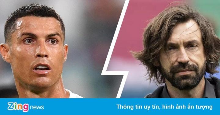 Pirlo từng loại Ronaldo, chọn Messi vào đội hình xuất sắc - power 645