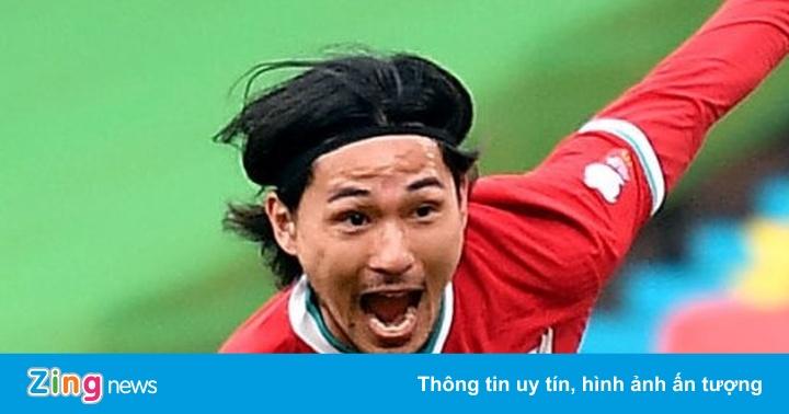 Liverpool 0-0 Arsenal: Minamino sát cánh cùng Salah trên hàng công