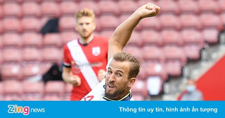Southampton 0-0 Tottenham: VAR từ chối bàn thắng của Harry Kane - xổ số ngày 02122019