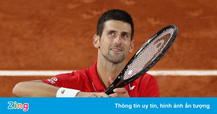Djokovic gặp Nadal tại chung kết Roland Garros