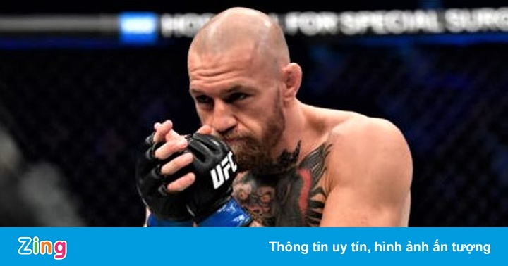 McGregor nhận số tiền gấp 30 lần đối thủ dù thua knock-out