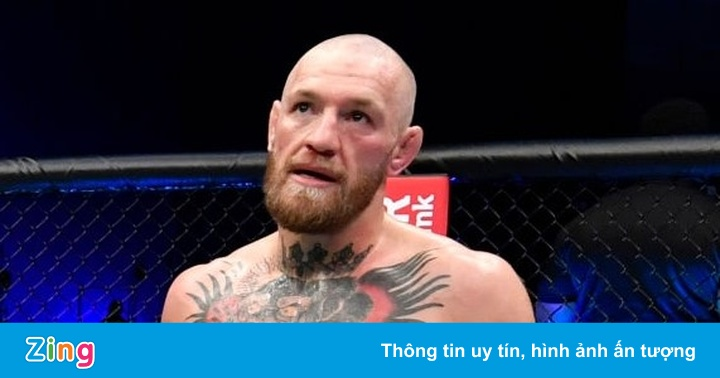 McGregor muốn quên trận thua knock-out trước Poirier