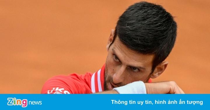 Djokovic 1-1 (set 3: 1-1) Nadal: 'Nole' kéo trận chung kết vào set 3