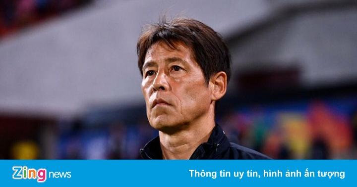HLV Thái Lan: 'Nên tìm công ty chuyển hành lý của Nishino về Nhật Bản'