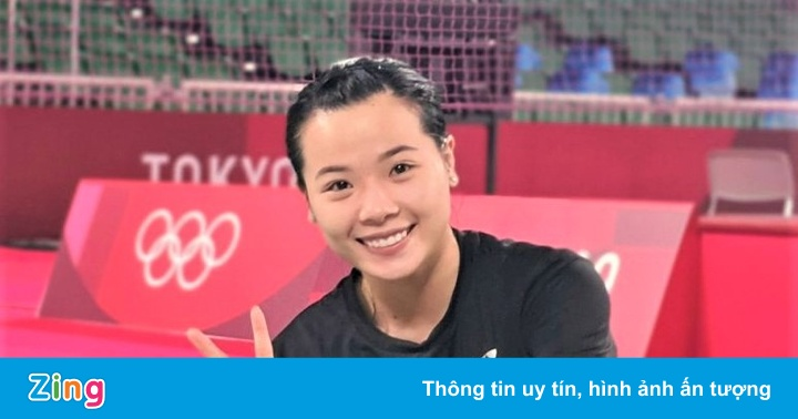 Thùy Linh thắng đối thủ gốc Trung Quốc tại Olympic Tokyo