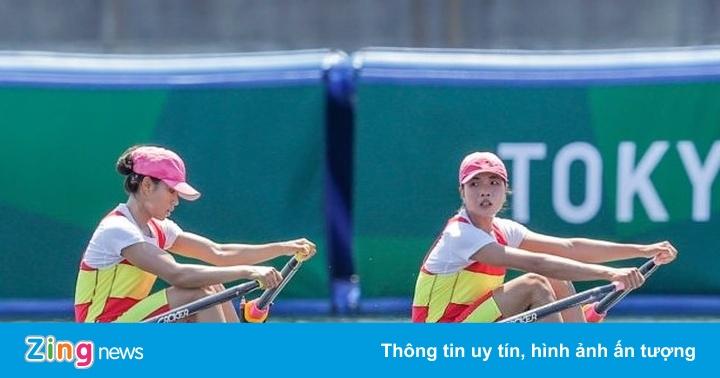 Rowing Việt Nam đạt kết quả tốt nhất sau 3 lần dự Olympic