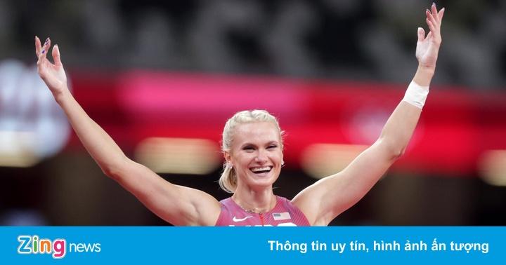 Bảng tổng sắp Olympic ngày 5/8: Mỹ thu hẹp cách biệt với Trung Quốc - gi�� v��ng h��m nay