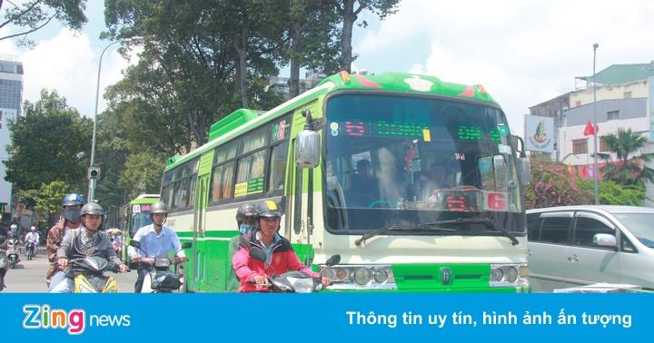 TP.HCM tăng vé xe buýt thêm 3.000 đồng