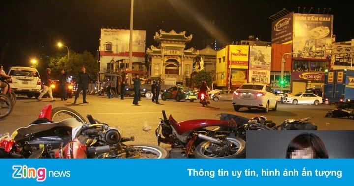 Nữ tài xế lái BMW tông liên hoàn ở Sài Gòn là sếp ở ngân hàng