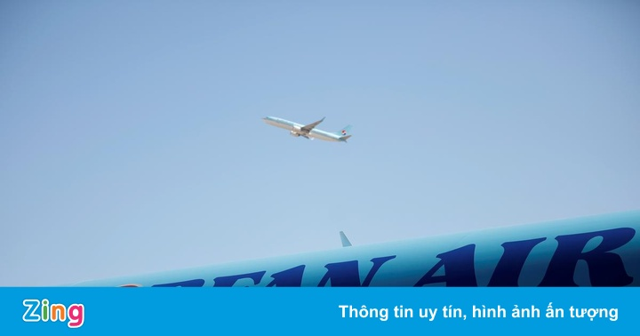 Một thành viên phi hành đoàn Korean Air dương tính với virus corona