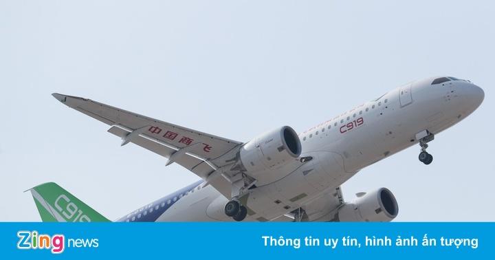 Mỹ sắp chặn đường ra mắt của máy bay nội địa Trung Quốc