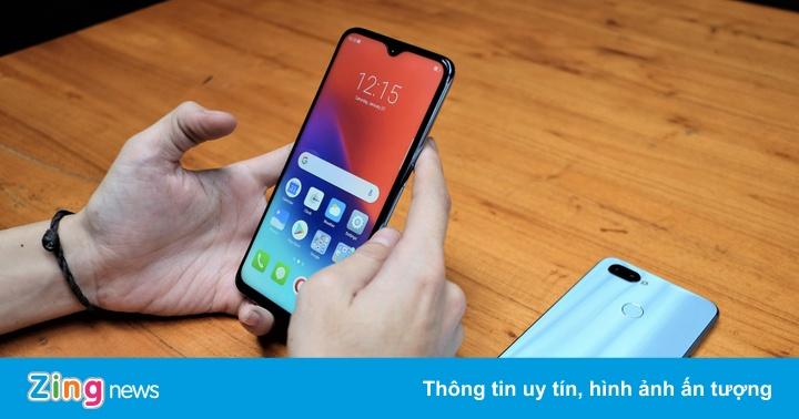 Realme 2 và 2 Pro ra mắt tại VN, giá từ 3 triệu đồng