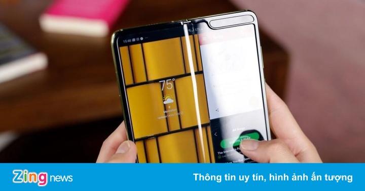 Smartphone màn hình gập chưa lên kệ đã 'End Game'?