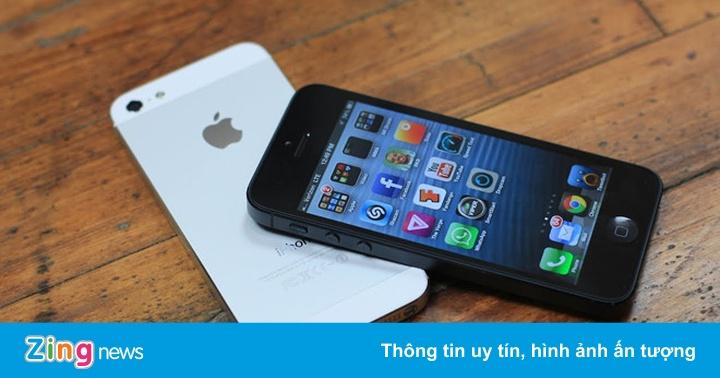 Việt Nam thường là nơi iPhone lộ diện trước giờ bán