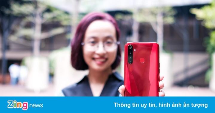 Realme 5S về Việt Nam - 4 camera sau, pin lớn, giá 5 triệu đồng