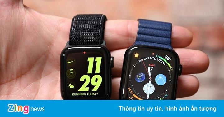 Mua Apple Watch nào rẻ nhất dùng được eSIM tại Việt Nam?