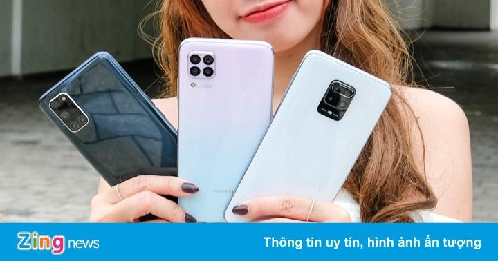 Nokia 5.3 và loạt smartphone vừa lên kệ ở Việt Nam