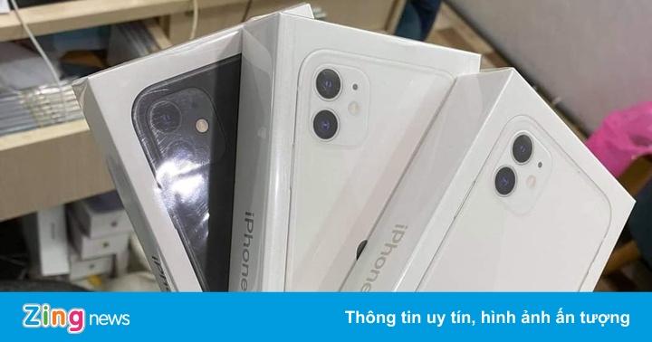 iPhone 11 bản mới đang có giá tốt