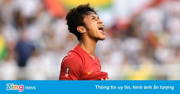 U22 Myanmar 0-1 Indonesia: Nỗ lực được đền đáp