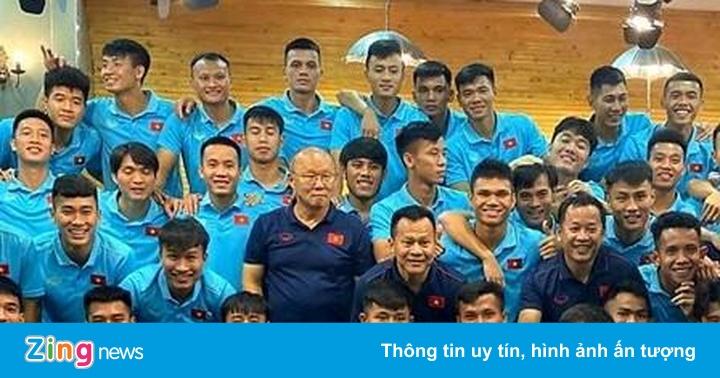 Thầy Park làm điều chưa từng có với hai đội tuyển Việt Nam