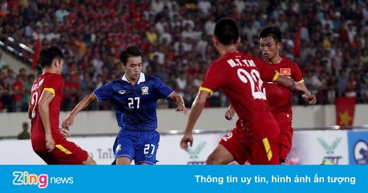 Lứa Quang Hải, Đức Chinh tái ngộ Thái Lan ở giải U22 Đông Nam Á 2019