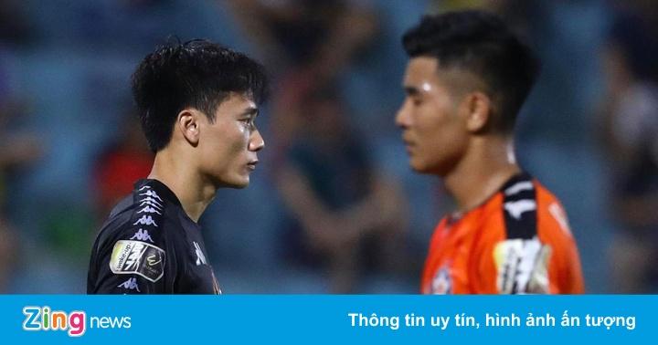 CLB Hà Nội 3-2 CLB Đà Nẵng: Bùi Tiến Dũng để thủng lưới lần thứ 2
