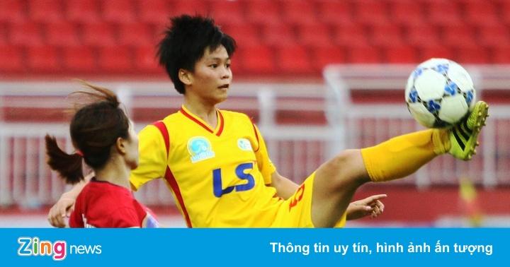 Đội nữ TP.HCM tập huấn Hàn Quốc 10 ngày trước giải vô địch quốc gia