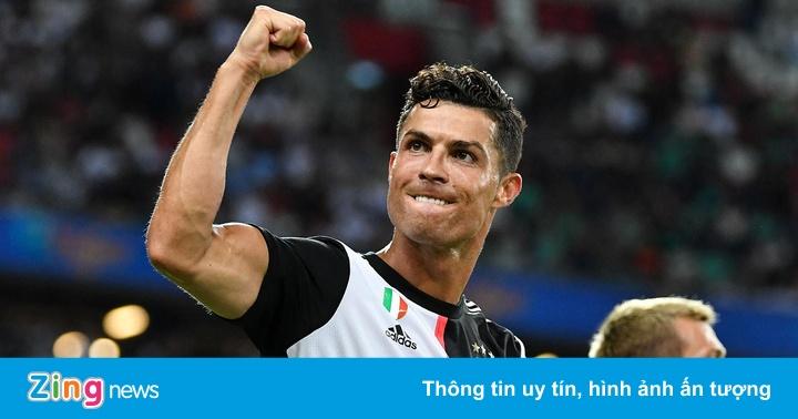 Atletico Madrid vs Juventus: Ronaldo đối đầu Felix