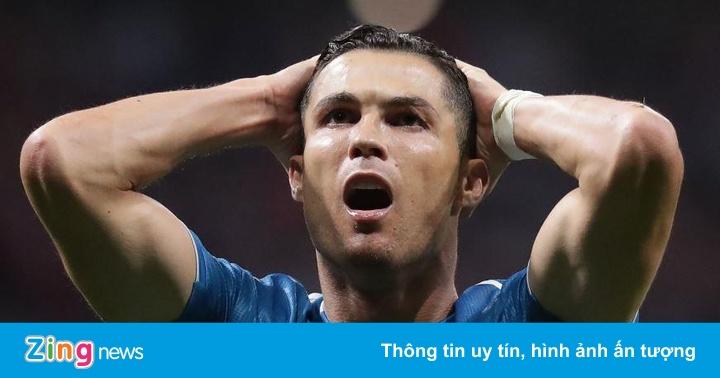 Juventus rơi chiến thắng trước Atletico dù dẫn 2 bàn