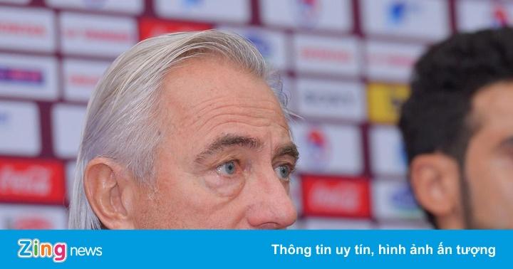 HLV UAE: ''Trận gặp tuyển Việt Nam sẽ rất hấp dẫn''