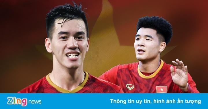 HLV Park có nên sử dụng Tiến Linh và Đức Chinh cùng lúc?