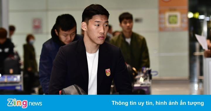 Cầu thủ Trung Quốc bị cấm về nhà vì virus corona