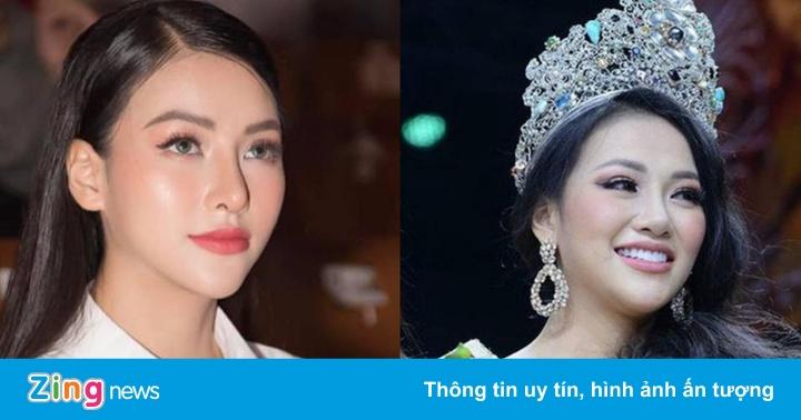 Nhan sắc khác lạ, hoa hậu Phương Khánh bị nghi phẫu thuật thẩm mỹ