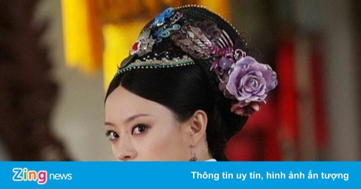 Vũ công múa phụ họa trở thành nữ hoàng truyền hình Trung Quốc - vietllot 655