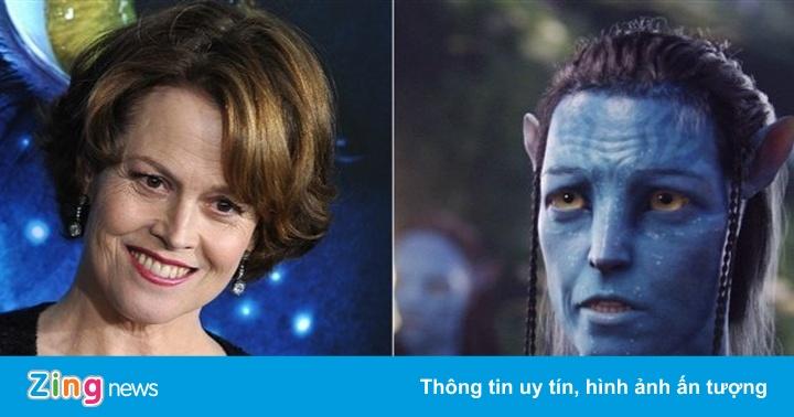 Minh tinh Sigourney Weaver phải nhịn thở 6 phút khi quay 'Avatar 2'