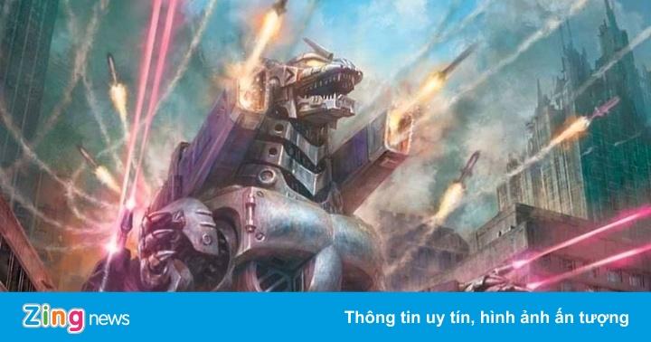 Mechagodzilla - kẻ thù chung của Godzilla và Kong? - mega 655