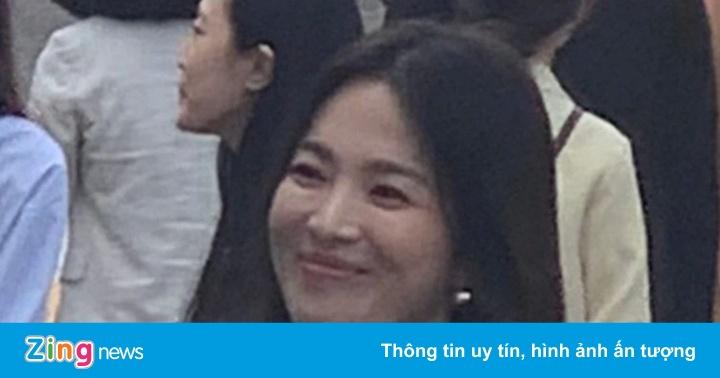 Hình ảnh Song Hye Kyo trong phim mới
