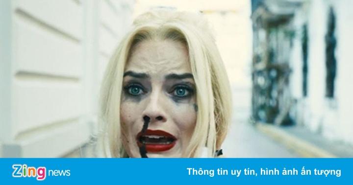 Cảnh quay gây tiếc nuối của Margot Robbie