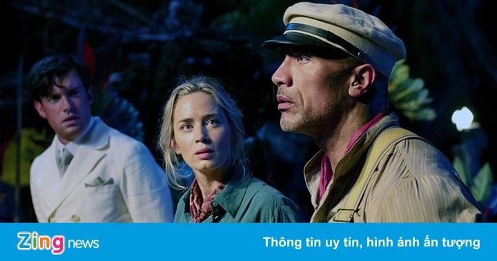 The Rock ủng hộ phát hành phim trên nền tảng trực tuyến - gi�� v��ng h��m nay