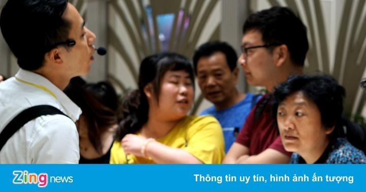 Phạt công ty đón khách Trung Quốc trái phép 300 triệu
