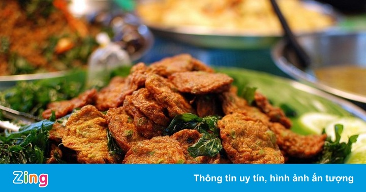 16 món chưa ăn coi như chưa đến Thái Lan