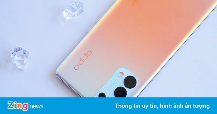 Ngày mai, Oppo Reno5 ra mắt tại Việt Nam