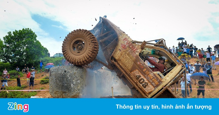 Giải đua xe địa hình đối kháng KOK trở lại Hà Nội ngày 29/6