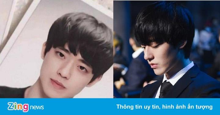 Ảnh thẻ gây sốt của hot boy làng game Hàn Quốc