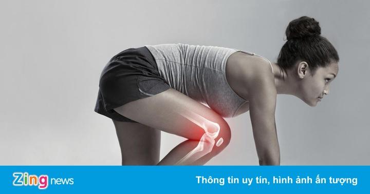 Chạy bộ có làm tổn thương đầu gối không?
