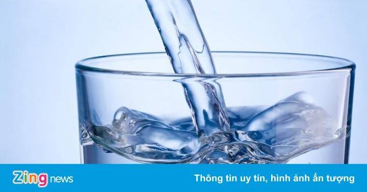 Uống quá nhiều nước có thể dẫn đến tử vong?